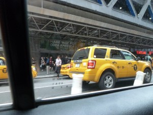 Copy of Yellow taxi NYC